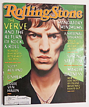 Rolling Stone April 16, 1998-the Verve