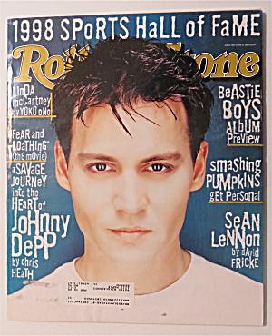 Rolling Stone June 11, 1998 Johnny Depp (Image1)