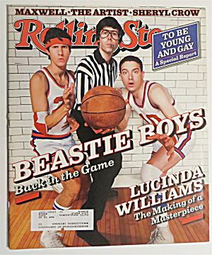 Rolling Stone August 6, 1998 Beastie Boys  (Image1)