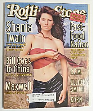 Rolling Stone September 3, 1998 Shania Twain  (Image1)