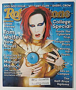 Rolling Stone October 15, 1998 Marilyn Manson (Image1)
