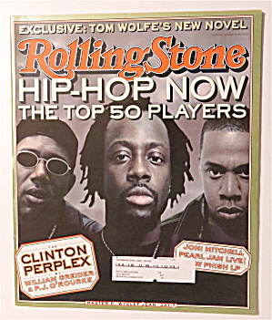 Rolling Stone October 29, 1998 Hip Hop Now (Image1)
