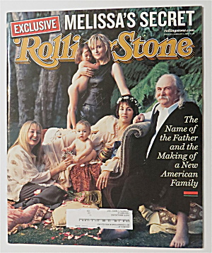 Rolling Stone February 3, 2000 New American Family