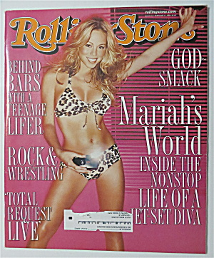 Rolling Stone February 17, 2000 Mariah's World  (Image1)