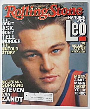 Rolling Stone March 2, 2000 Leonardo Di Caprio  (Image1)