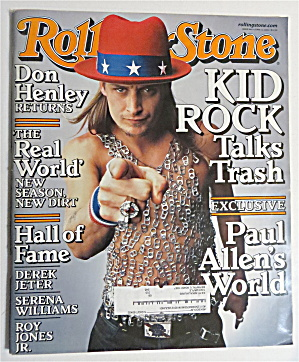 Rolling Stone June 22, 2000 Kid Rock (Image1)
