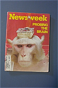 Newsweek Magazine - June  21, 1971 (Image1)