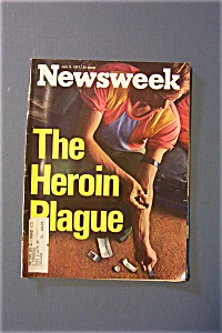 Newsweek Magazine - July 5, 1971