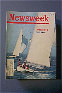 Newsweek Magazine - September  14,  1964 (Image1)
