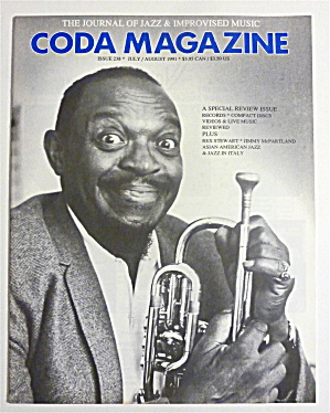 Coda Magazine July/august 1991 Rex Stewart