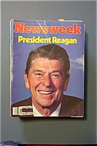 Newsweek Magazine-November 17, 1980-Ronald Reagan (Image1)