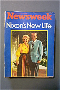 Newsweek Magazine - October 20, 1975 - Nixon's New Life (Image1)