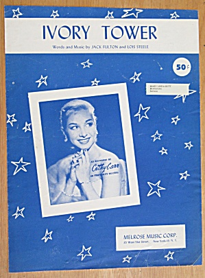 Sheet Music For 1956 Ivory Tower
