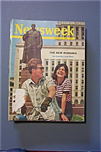 Newsweek Magazine - August  10, 1964 - New Rumania (Image1)