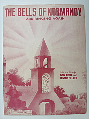 Sheet Music For 1944 The Bells Of Normandy