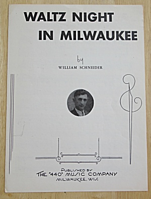 Sheet Music For 1957 Till There Was You