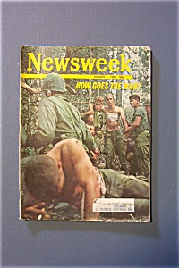 Newsweek Magazine - January 1, 1968