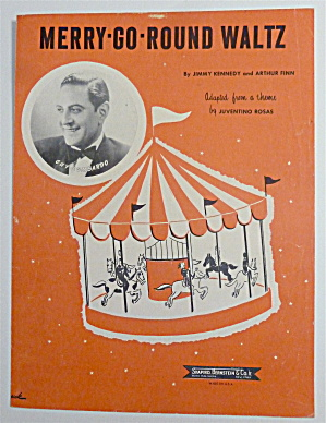 Sheet Music For 1949 Merry Go Round Waltz