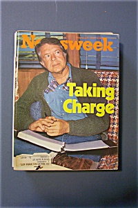 Newsweek Magazine - November 22, 1976