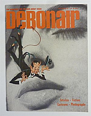 Debonair Magazine December 1966