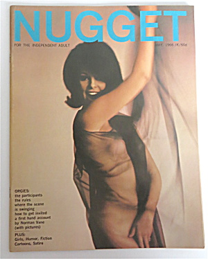 Nugget Magazine May 1966