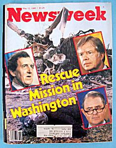 Newsweek Magazine - May 12, 1980 - Rescue Mission (Image1)