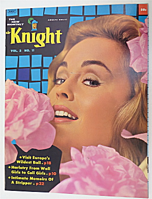 Sir Knight Magazine 1961 Carolyn Anne Shipps