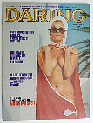 Daring Magazine June 1974 2 Consenting Adults