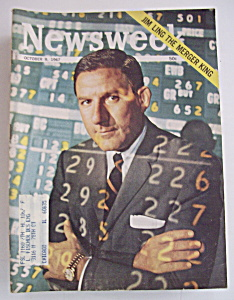 Newsweek Magazine - October 9, 1967