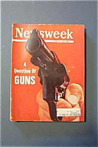 Newsweek Magazine - June  24,  1968 (Image1)