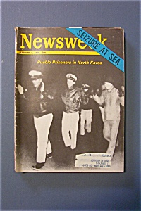 Newsweek Magazine - February  5,  1968 (Image1)
