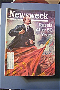 Newsweek Magazine - October 23, 1967 (Image1)