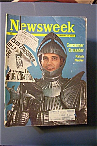 Newsweek Magazine - January  22, 1968 (Image1)