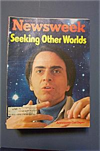 Newsweek Magazine - August  15, 1977 (Image1)