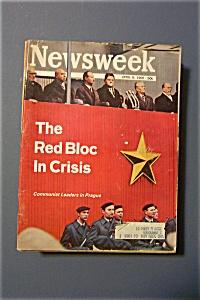 Newsweek Magazine - April  8,  1968 (Image1)