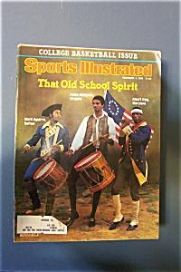 Sports Illustrated Magazine - December 1, 1980 (Image1)