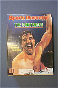 Sports Illustrated Magazine - May 4, 1981 -Gerry Cooney (Image1)