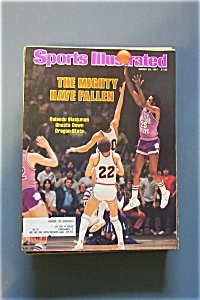 Sports Illustrated Magazine -March 23, 1981 (Image1)