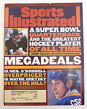 Sports Illustrated March 11, 1996 Megadeals