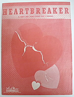Sheet Music For 1948 Heartbreaker