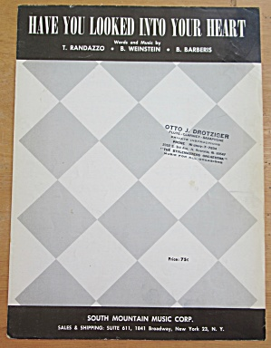 Sheet Music Book For 1940 Meet Jerome Kern At The Piano