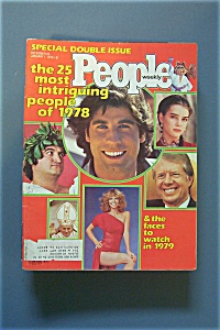 People Magazine - Dec 25 - Jan.1, 1979
