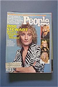 People Magazine - February  5, 1979 - Rod Stewart (Image1)