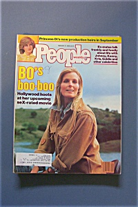 People Magazine - Feb. 27, 1984 - Bo's Boo - Boo (Image1)