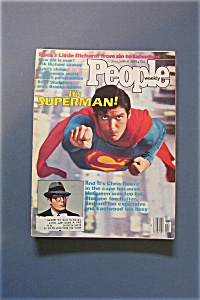 People Magazine - Jan. 8, 1979 - Christopher Reeves