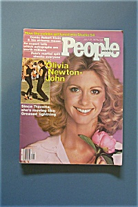 People Magazine - July 31, 1978 - Olivia Newton - John