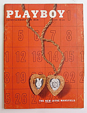 Playboy Magazine-february 1957-sally Todd