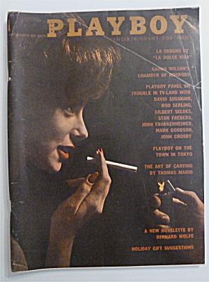 Playboy Magazine-November 1961-Diane Danford (Image1)
