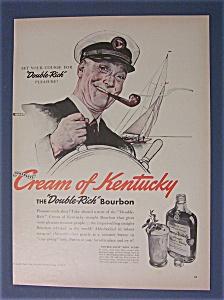 Norman Rockwell 1940 Cream Of Kentucky Bourbon Ad (Image1)
