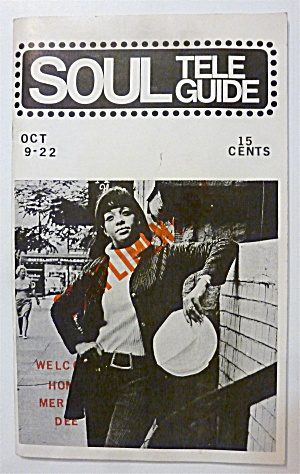 Soul Tele Guide 1971 Complimentary Copy